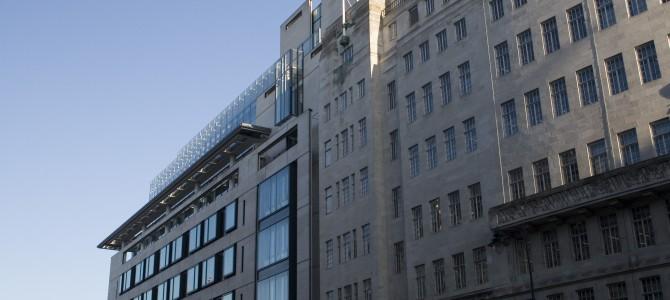 BBC West One- Portland Place