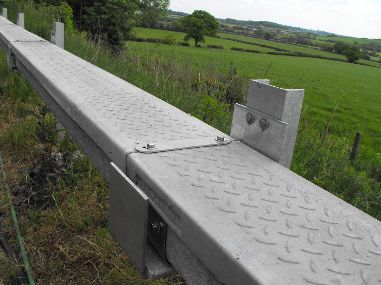Rail | GRC - Glassfibre Reinforced Concrete