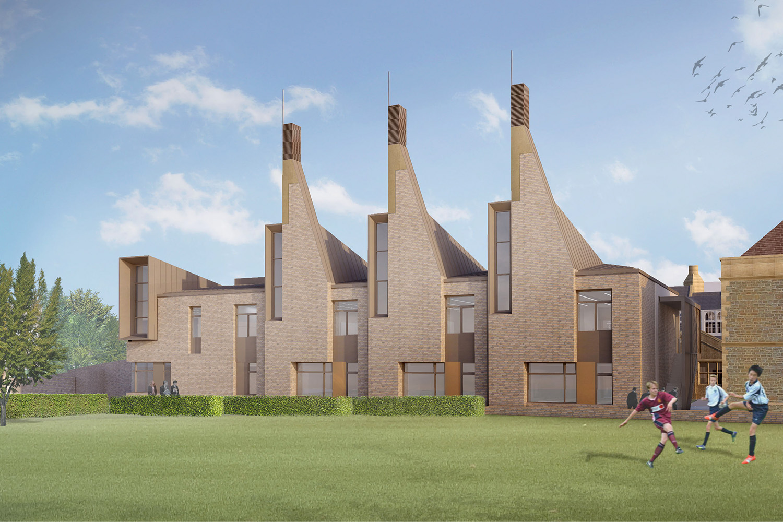 Bcm Grc Supplies Project At Historic Charterhouse School